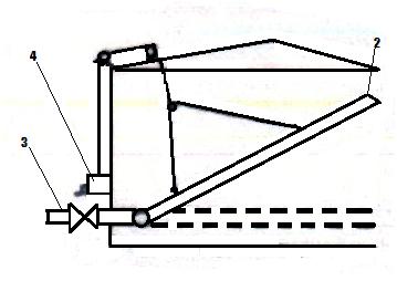 подъемная труба