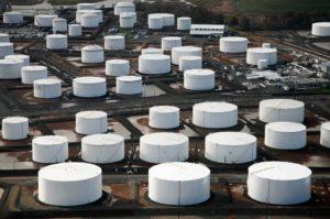 хранение нефти и нефтепродуктов