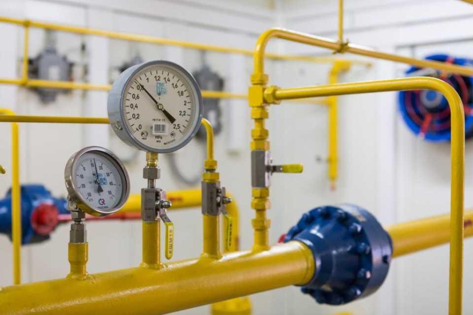 Монтаж систем газоснабжения